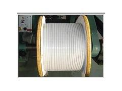 无纺布聚酯膜包铝扁线 tjjhy-56r