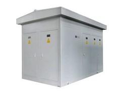 YB系列高压/低压风力发电预装式变电站
