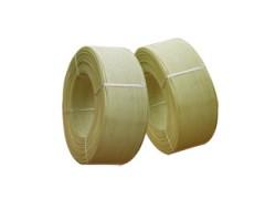 供应双玻璃丝双聚酯膜铝扁线 ed-56w