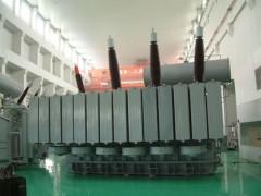 SSP-180000/220KV变压器四川华能冷竹关电厂