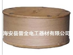 海安晋全电工 铜(铝)纸包线