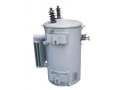 单相油浸式变压器
