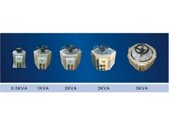 自耦式纯铜TDGC2J-1KVA接触式单相交流变压调压器
