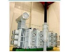 1000kV单相油浸式双绕组强油风冷无励磁调压变压器
