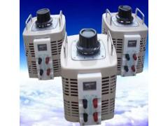 自耦式纯铜TDGC2-20KVA接触式单相交流变压调压器