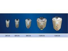 自耦式纯铜TDGC2J-7KVA接触式单相交流变压调压器