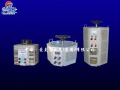 自耦式纯铜TDGC2J-10KVA接触式单相交流变压调压器