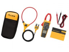 Fluke 376真有效值高压钳形电流表