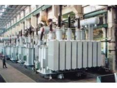 110kV级三相油浸式电力变压器