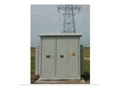 组合式风力发电升压变电站 (1)