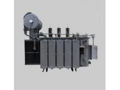 S11 系列110kV 级三相三绕组无励磁调压电力变压器