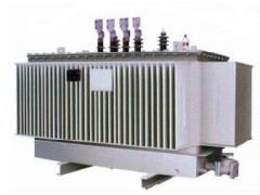 SH15-M密封式非晶合金电力变压器