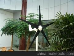 5扇叶小功率风能发电机