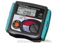 供应日本共立3005A绝缘电阻测试仪(数字兆欧表)
