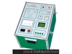 变频抗干扰介质损耗测试仪 高电电力介质测试仪