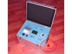原厂直销智能化抗干扰介质损耗测试仪