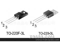 士兰微MOSFET SVF4N60 场效应管 SILAN
