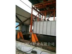浙江春鸿320kw大型罩式电阻加热炉