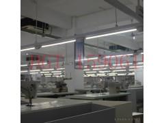 低价格高品质专业服装厂照明供电线槽 照明母线槽 照明灯架 厂家直销 配电装置