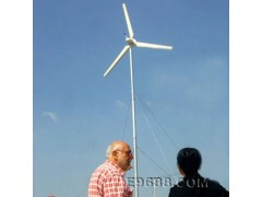 供应蜂鸟H4.6-3000W船用风力发电机 风力发电设备 风力发电机配件