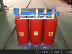厂价直销 全铝 SCB13-125KVA/10KV 配电变压器 三相干式变压器