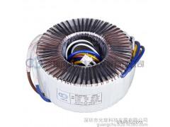 厂家大量供应武汉医疗超声波设备专用500VA纯铜隔离单相环型变压器GC211316/GC20140037