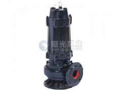 WQP型系列不锈钢潜水泵\上海阳光泵业