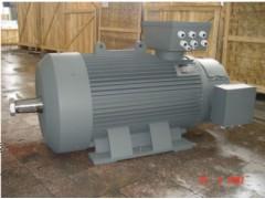 YZR系列起重及冶金用绕线转子三相异步电动机\佳木斯电机