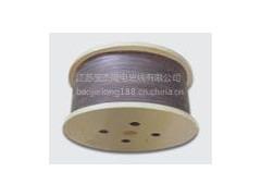 供应宝杰隆玻璃丝包漆包铝扁线(SBEQLB)