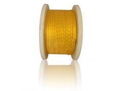 玻璃丝包聚酰亚胺膜包铝扁(圆)线