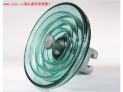 LXY标准型大盘径盘型悬式玻璃绝缘子\南京南瓷
