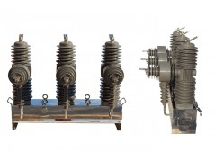 ZW32-40.5F 35KV户外柱上高压真空断路器