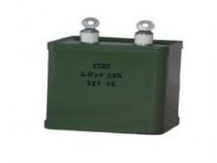 CZ82型高压密封油浸纸介质电容器\鹤壁市华星电子
