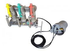 ZW43-12型户外高压交流真空断路器