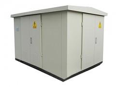 YBM-12/0.4高低压预装式变电站\青岛青自