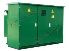 10KV系列美式风力发电箱式变电站/金山门电器