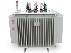 S13-M-10~3150油浸式电力变压器/豫变电工