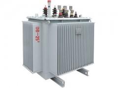 S11型油浸式电力变压器/豫变电工