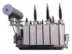 110kV级三相油浸式电力变压器/山东达驰