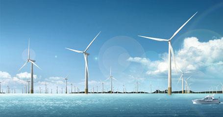 阳光电源低压5MW全功率风能变流器顺利完成机组厂内测试