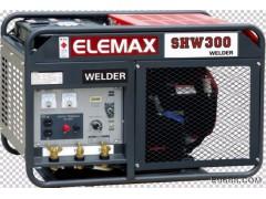 泽藤SHW300泽藤汽油发电电焊机组 300A发电电焊两用机 SHW300弧焊发电机