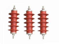 厂家直销;氧化锌避雷器HY5WS-17/50   避雷器