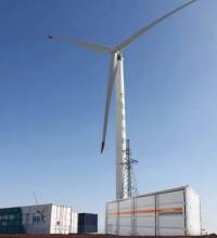 阳光电源5MW中压海上风能变流器首家经过电网习惯性认证测验