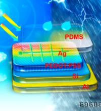苏州大学使用冲突起电原理 让太阳能板雨天也能运作