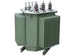 S13-M-RL-30-1600/10新型节能型立体卷铁芯油浸式变压器