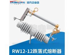 厂家供应RW12-12型户外高压跌落式熔断器 柱上熔断器