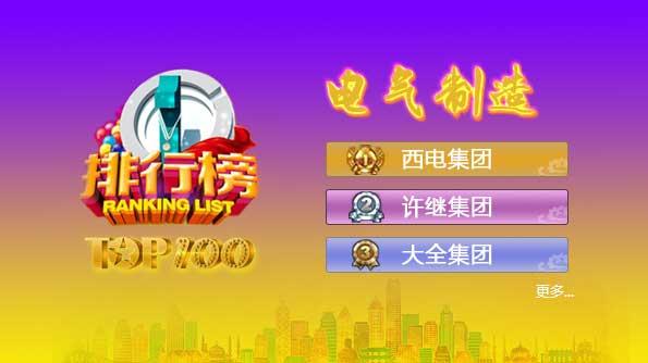 2017年中国电气十大企业排行