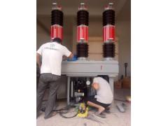 LW36-40.5高脚型六氟化硫高压断路器