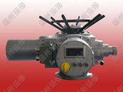 扬修电力DZW阀门电动头DQW叠加式电动头厂家
