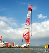300MW!华电集团首个海上风电项目主体工程正式开工